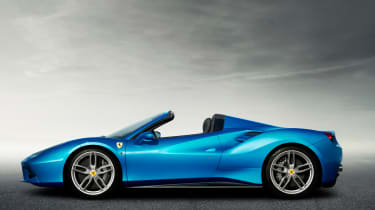 Ferrari 488 3.9 V8