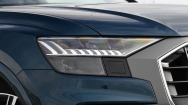 Audi Q8 - Headlight