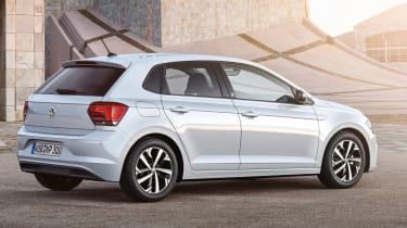 New Volkswagen Polo Beats - rear static