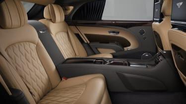Bentley Mulsanne 2016 - EWB rear seats