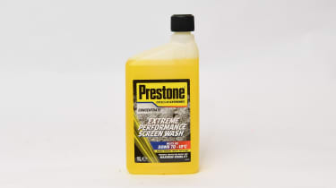 Best screen wash 2021 - Prestone