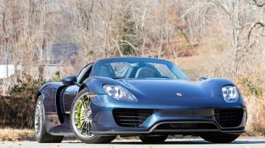 Lot 36 – 2015 Porsche 918 Spyder