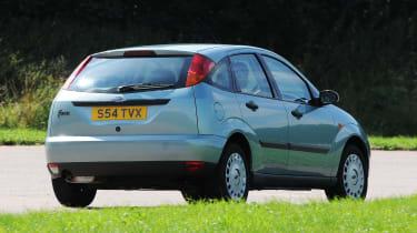 Ford Focus Mk1 - rear