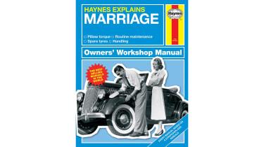 Haynes manual - marriage