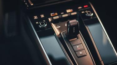 Porsche 911 - centre console