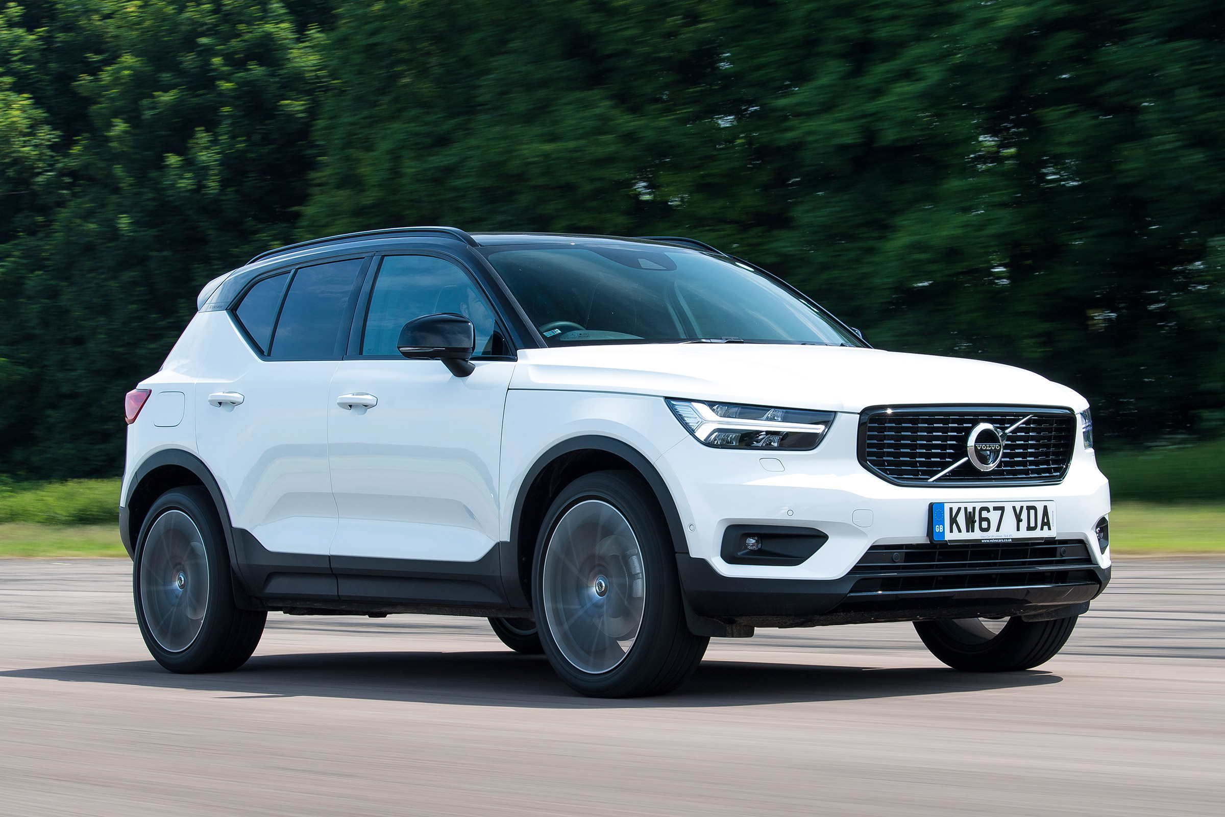 volvo xc40 practicality  boot size  dimensions  u0026 luggage