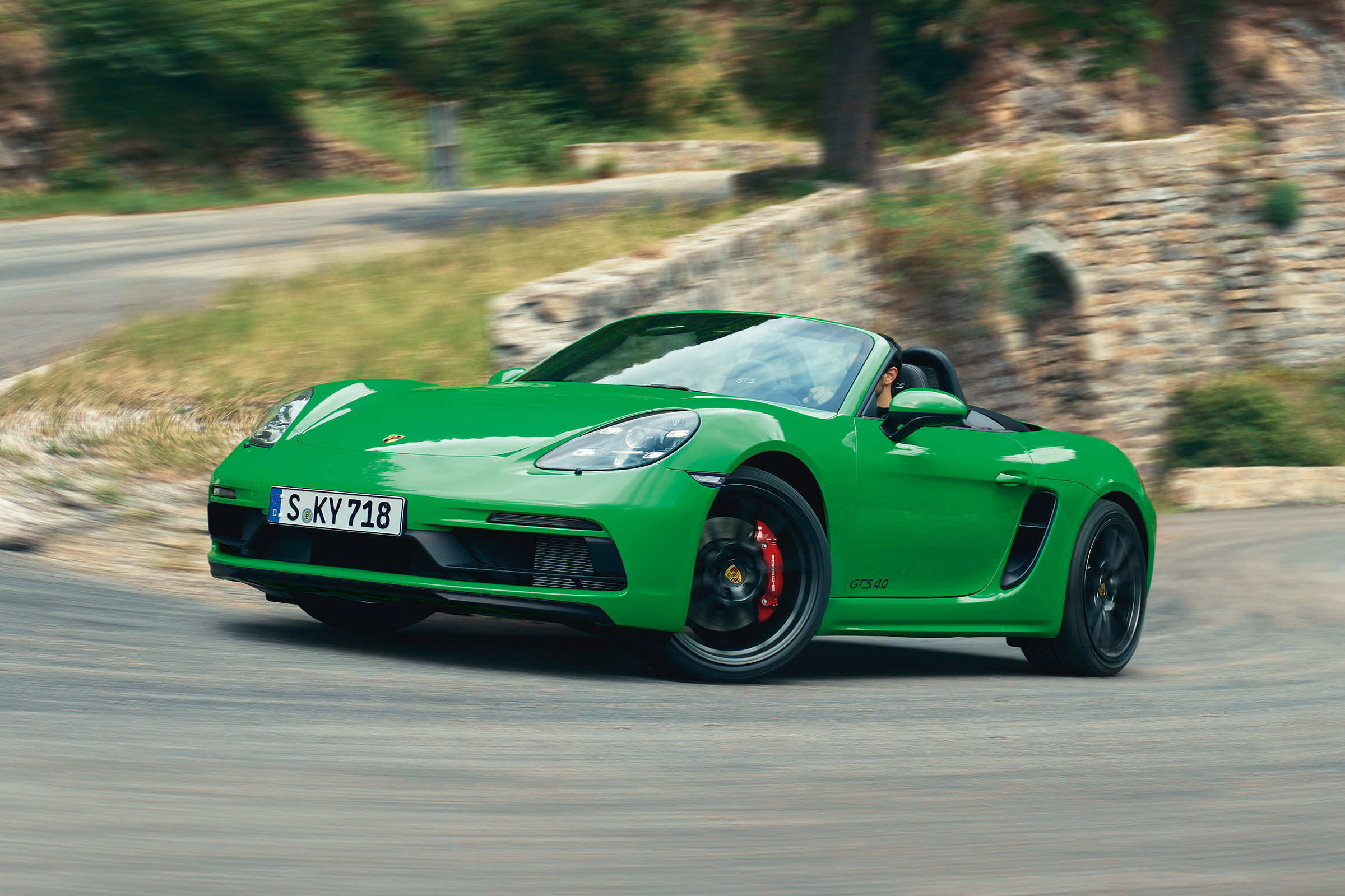 New Six Cylinder Porsche 718 Boxster And Cayman Gts 4 0 Revealed Auto Express