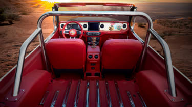 Jeep Magneto concept - bay
