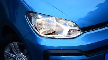 Volkswagen up! - front light