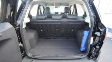 Used Ford EcoSport - boot