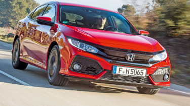 Best new cars of 2017: our road tests of the year - Honda Civic