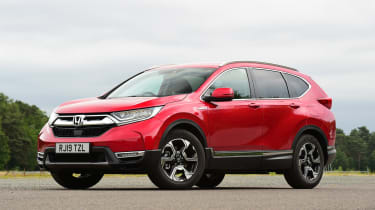Honda CR-V - front static