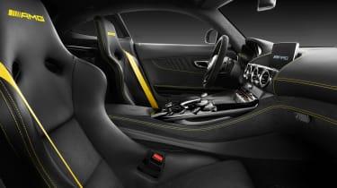 Mercedes-AMG GT R - interior studio