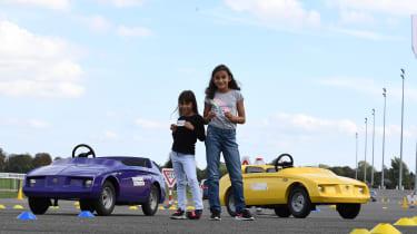Kid Drivers - header