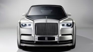 Rolls-Royce Phantom - full front