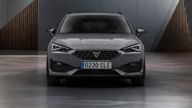 Cupra Leon Estate - front static