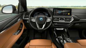 BMW X3 - dash