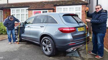 Mercedes GLC long-term third report - header