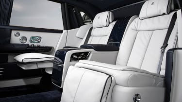 Rolls-Royce Phantom - A Moment in Time back seats