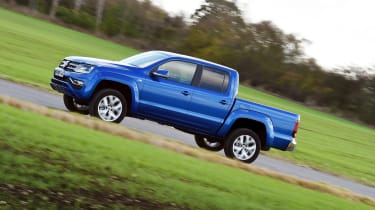 Volkswagen Amarok pick-up 2016 - panning