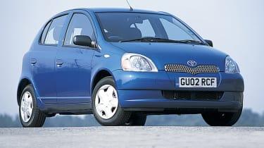 Toyota Yaris (1999 - 2005)