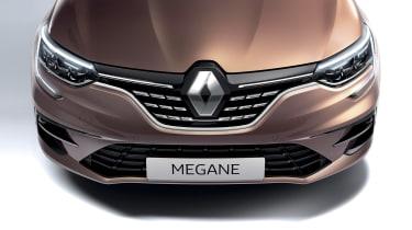 Renault Megane - grille