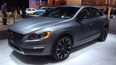 Volvo S60 Cross Country at Detroit