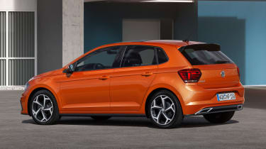 New Volkswagen Polo R-Line - rear static