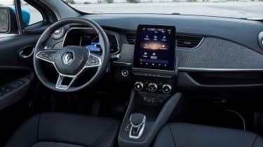 Renault ZOE - dash