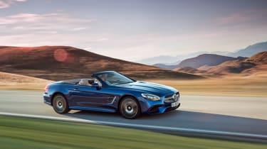 Mercedes SL facelift 2015 12