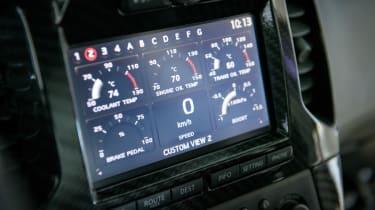Nissan Juke-R 2.0 - screen