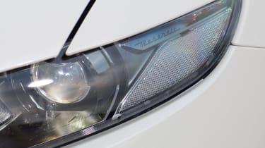 Maserati Levante S - headlight