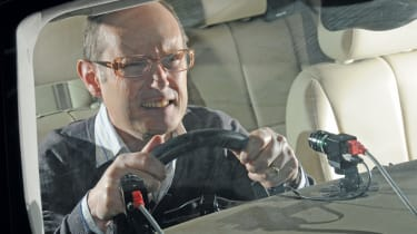 Eye tests for motorists