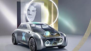 MINI Vision Next 100 concept - front quarter 2