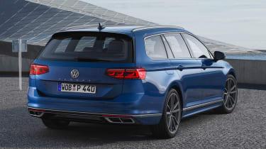 Volkswagen Passat Estate - rear static