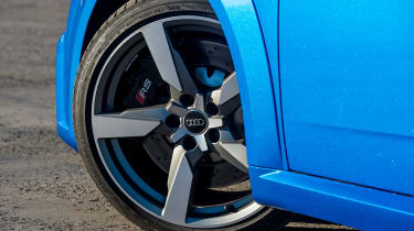 Audi TT RS Roadster - wheel