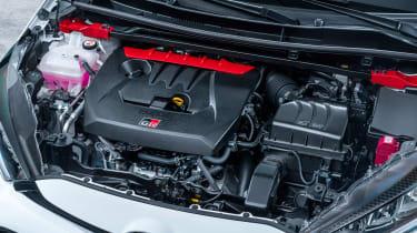 Toyota GR Yaris - engine