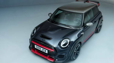 MINI John Cooper Works GP - above