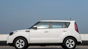 Used Kia Soul - side