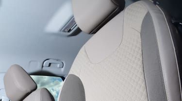 Vauxhall Grandland X - front seats