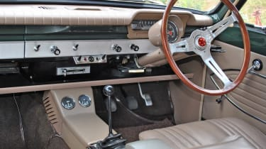 Ford Cortina interior
