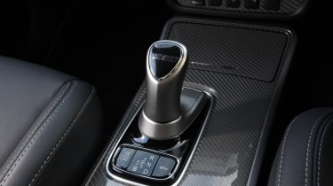 Mitsubishi Outlander PHEV - gearstick