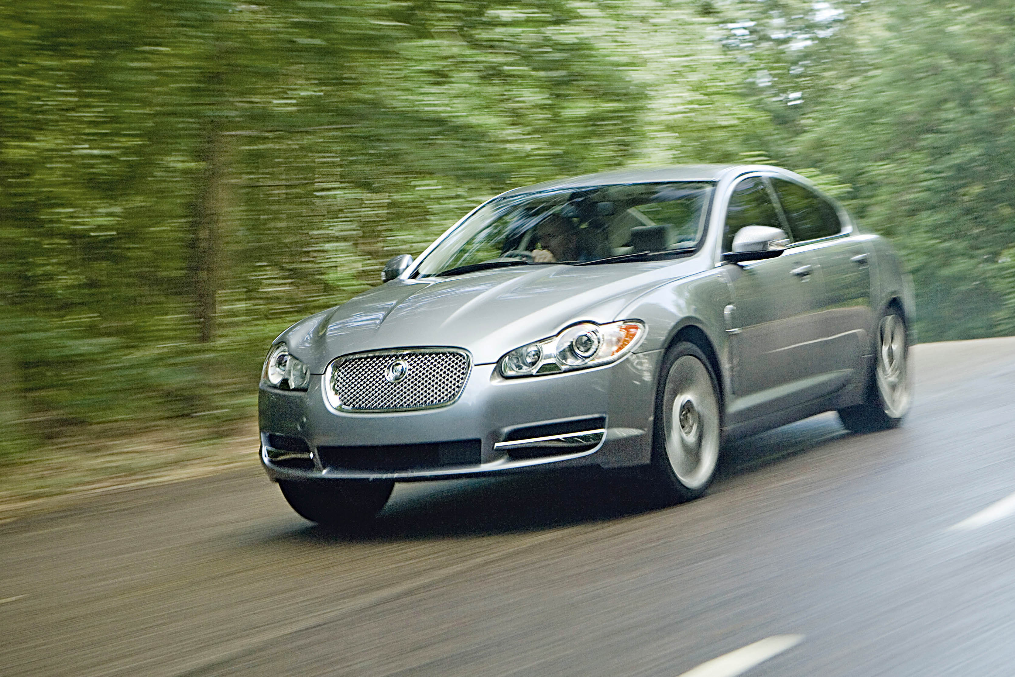 Jaguar XF 2007 review   Auto Express