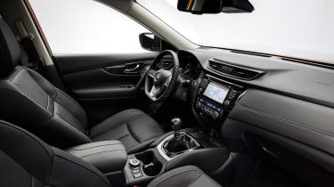 New Nissan X-Trail - interior