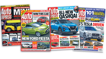 30 years of Auto Express