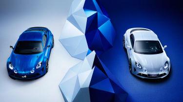 Renault Alpine Vision concept - twin car