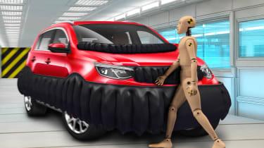 Tech or Trick April Fools: 360-degree airbacg