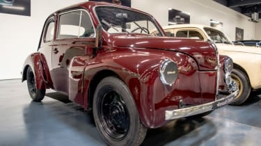Classic Renault front