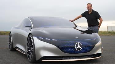 Mercedes EQS - Thomas Geiger