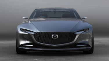 Mazda Vision Coupe concept - full front